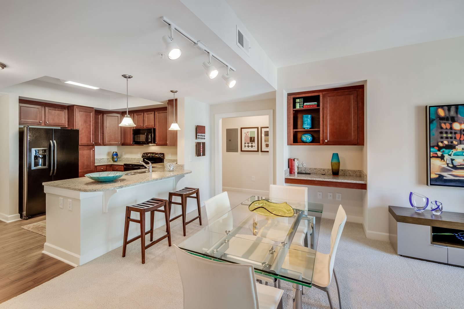 Spacious, Open Floor Plans at Windsor at Brookhaven, 305 Brookhaven Ave., Atlanta