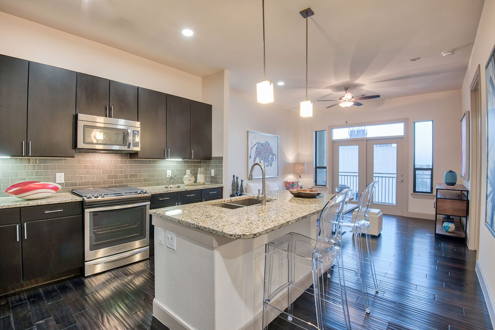 Numerous Floor Plans Available at Midtown Houston by Windsor, Houston, Texas