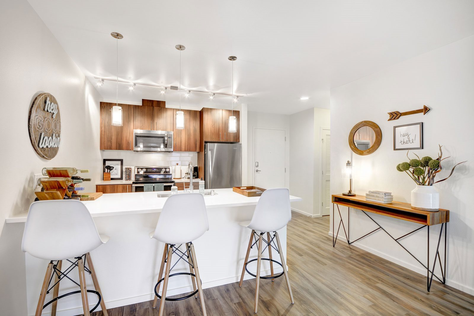 Upscale, Stainless Steel Appliances at The Whittaker, 4755 Fauntleroy Way, Seattle