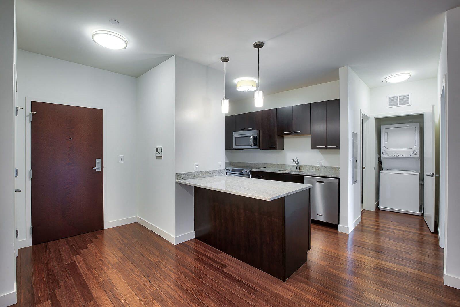 Modern Interior Finishes at Windsor at Maxwells Green, Somerville, Massachusetts