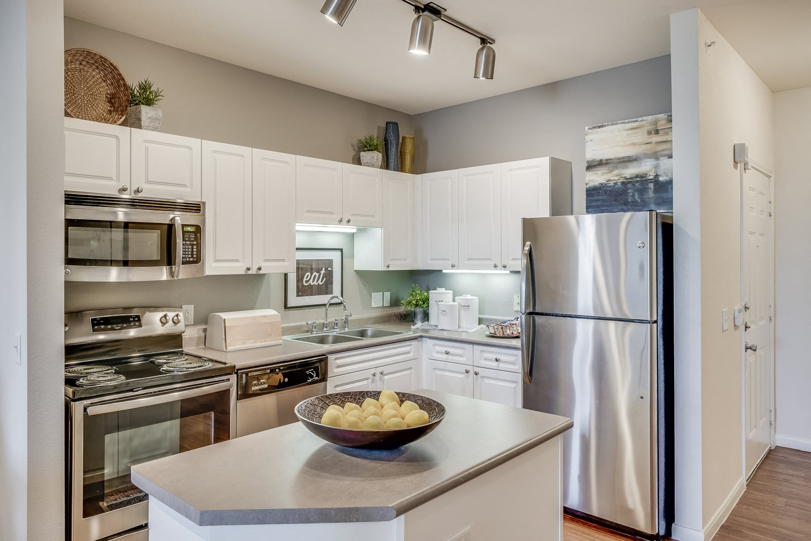 Gourmet Kitchens with Built- In Islands at Windsor at Meadow Hills, 4260 South Cimarron Way, Aurora