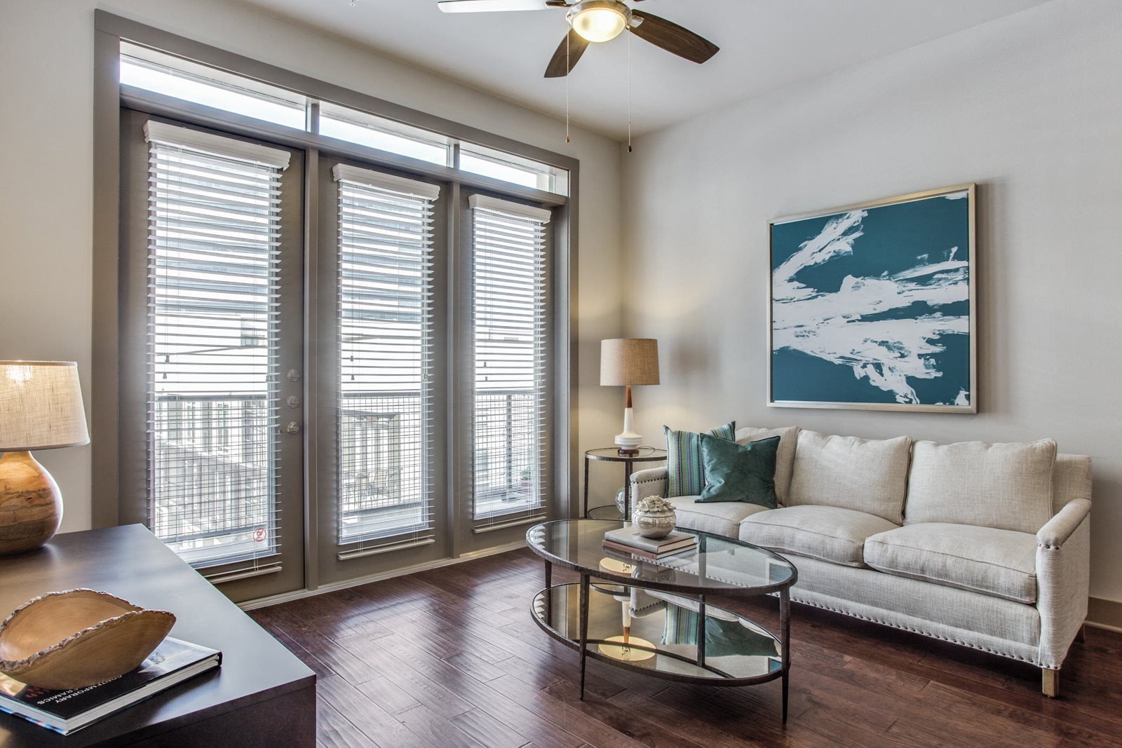 Private Balcony at Windsor CityLine, Richardson, 75082