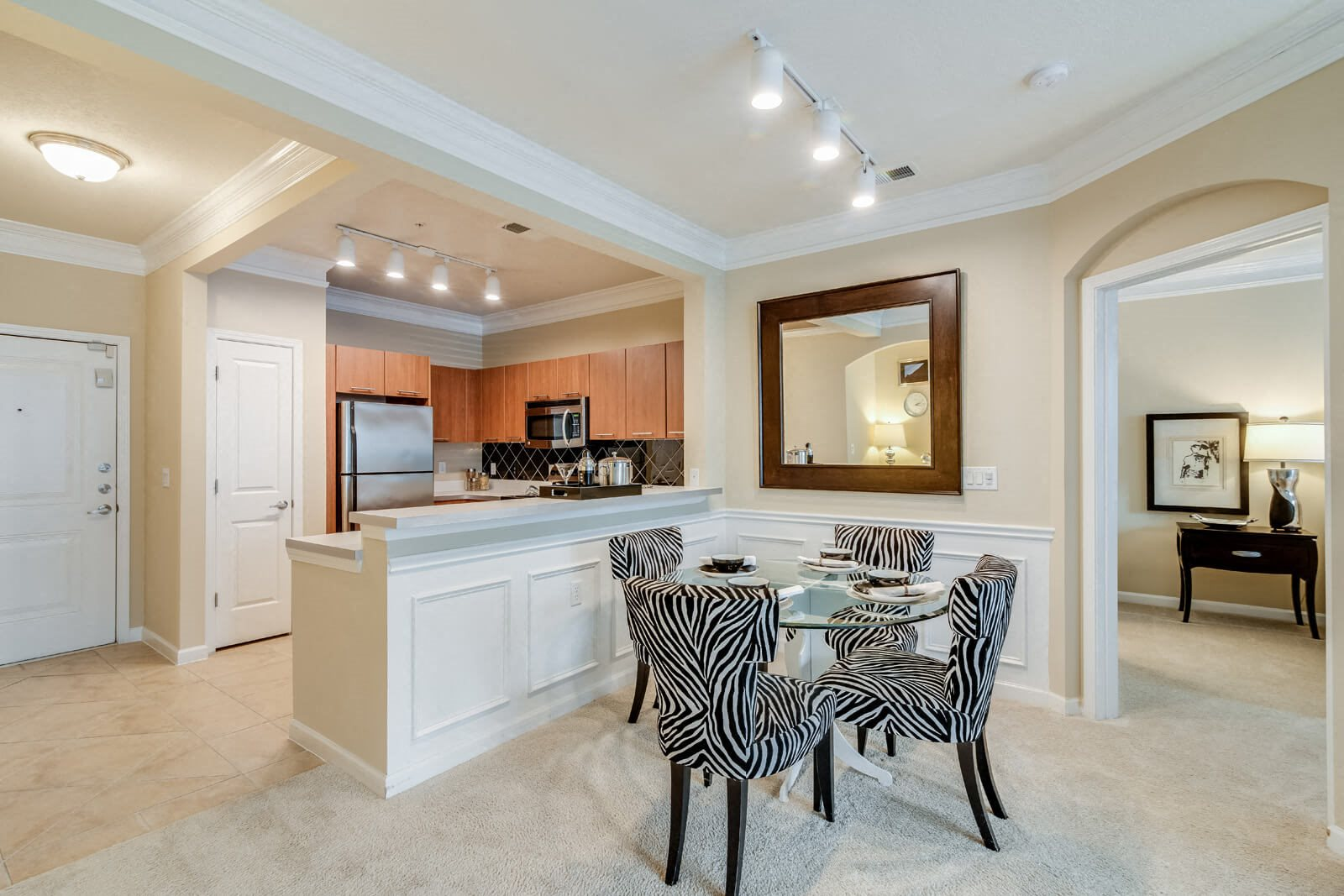 Unique Architectural Features at Windsor at Contee Crossing, Maryland, 20707