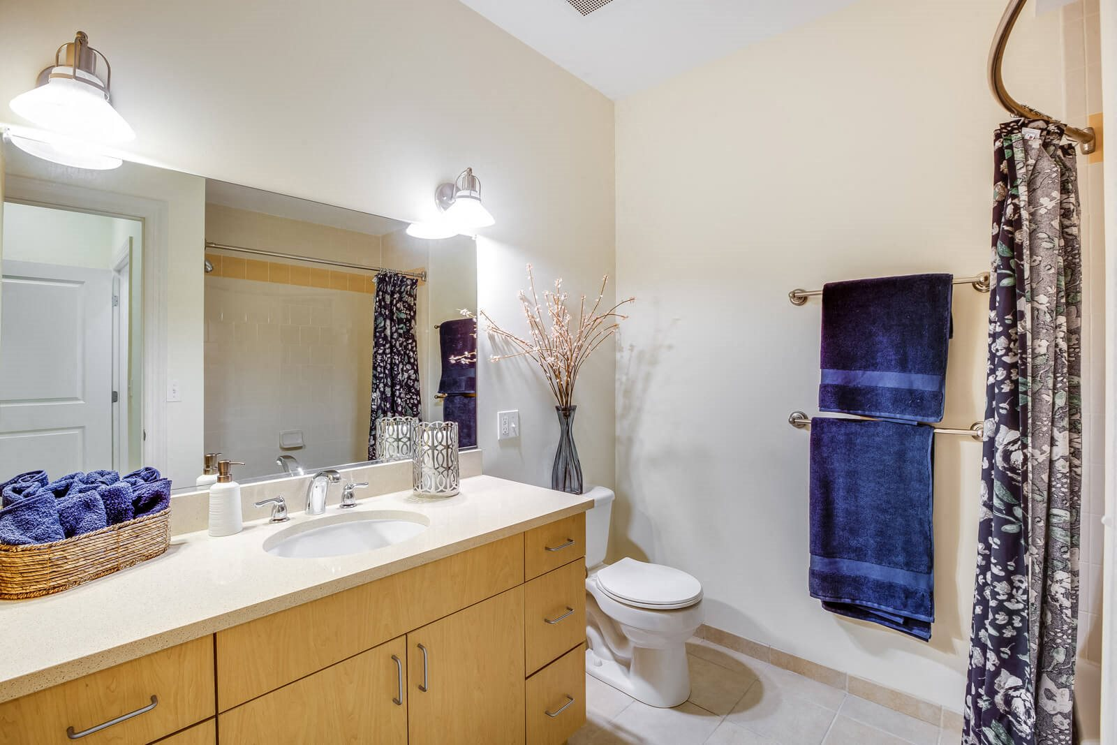 Spa-Inspired Bathrooms at Windsor at Oak Grove, 12 Island Hill Ave., MA