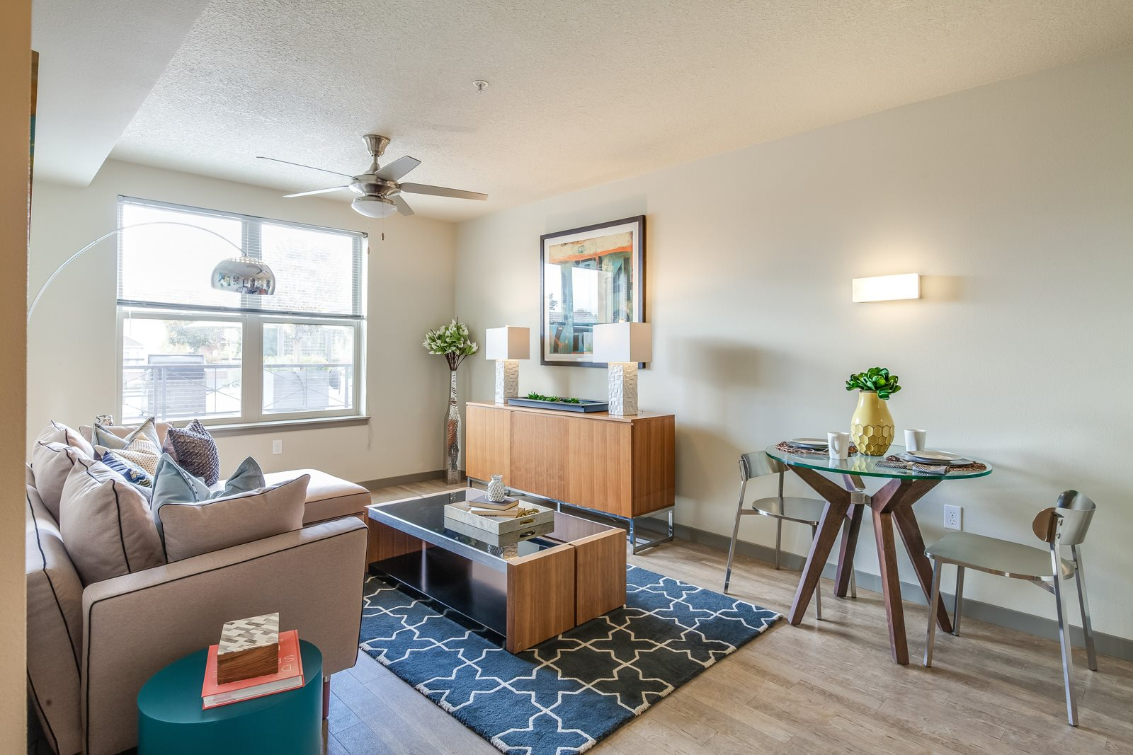 Ceiling Fans in Every Apartment at Platform 14, 1030 NE Orenco Station Pkwy, OR
