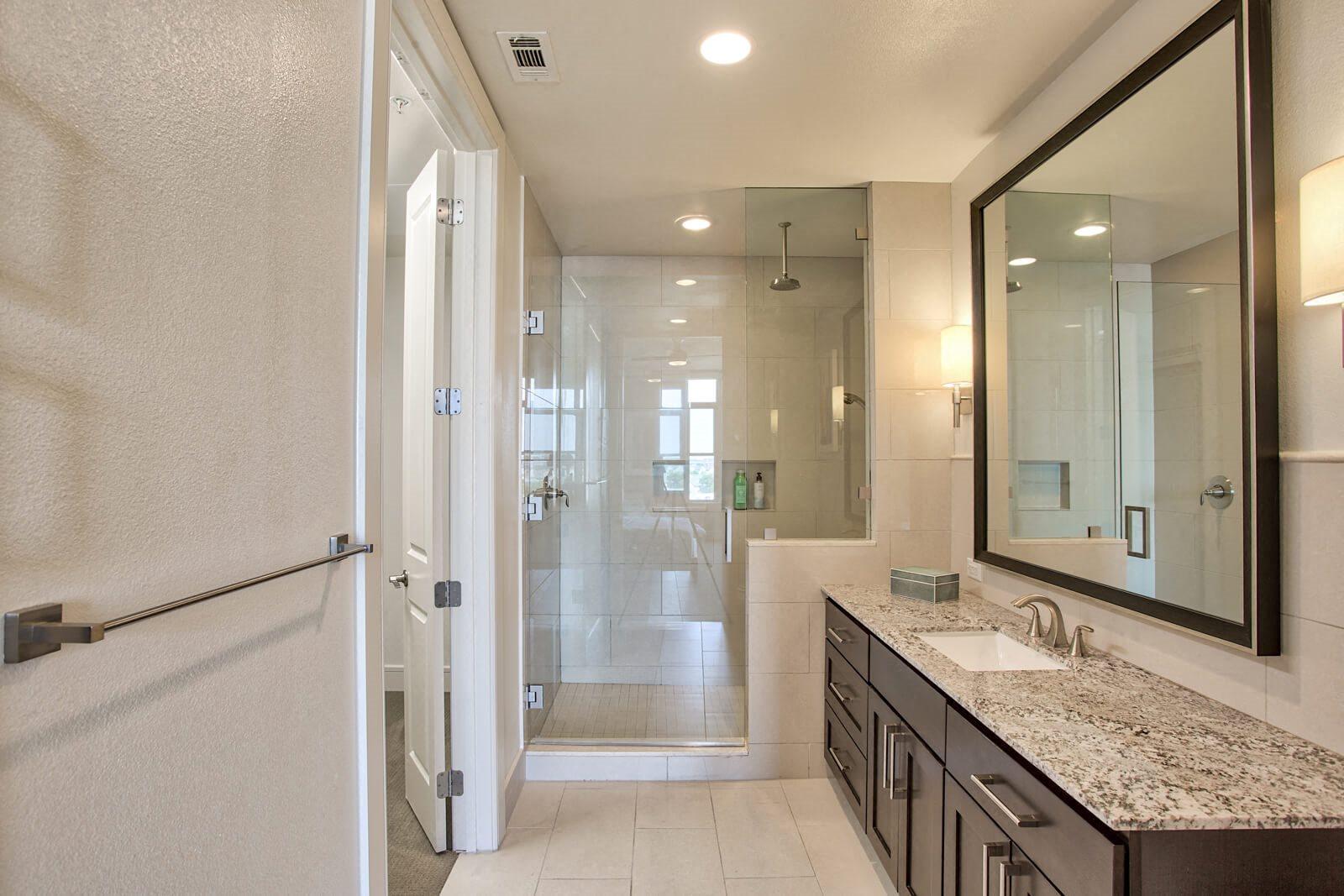 Spacious, Modern Bathrooms at The Jordan by Windsor, Texas, 75201