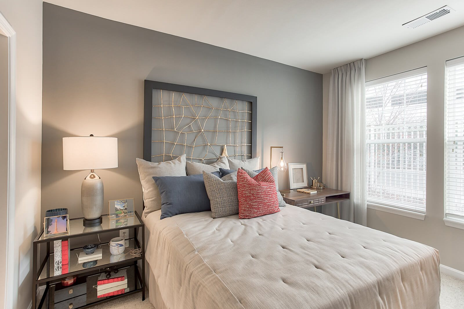 Master bedrooms with private bathrooms at The Ridgewood by Windsor, Virginia, 22030