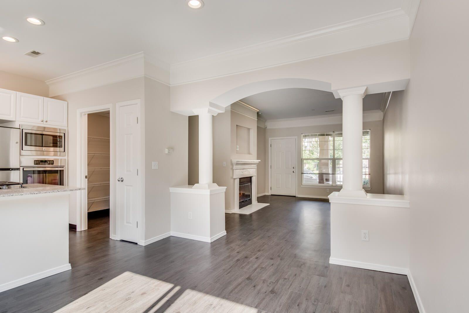 Unique, Interior Architectural Features at The Estates at Cougar Mountain, Issaquah, 98027