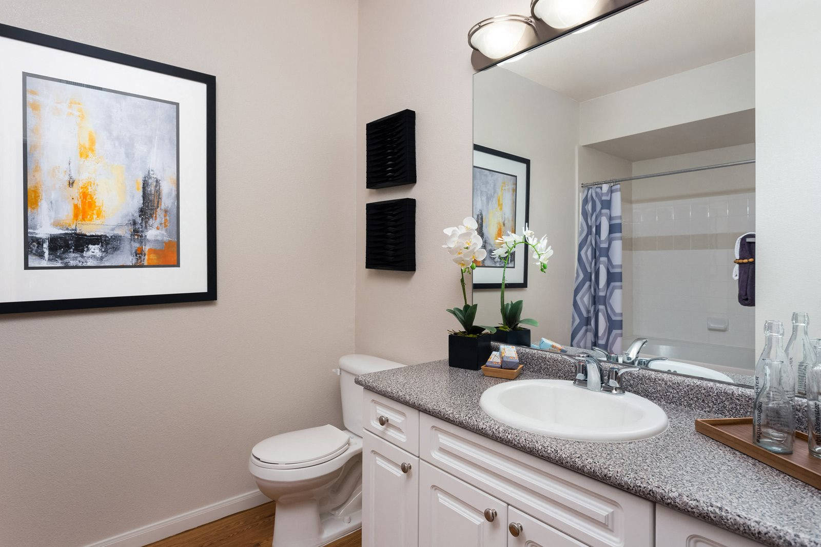 Spacious, Renovated Bathrooms at Windsor at Meadow Hills, Aurora, 80014