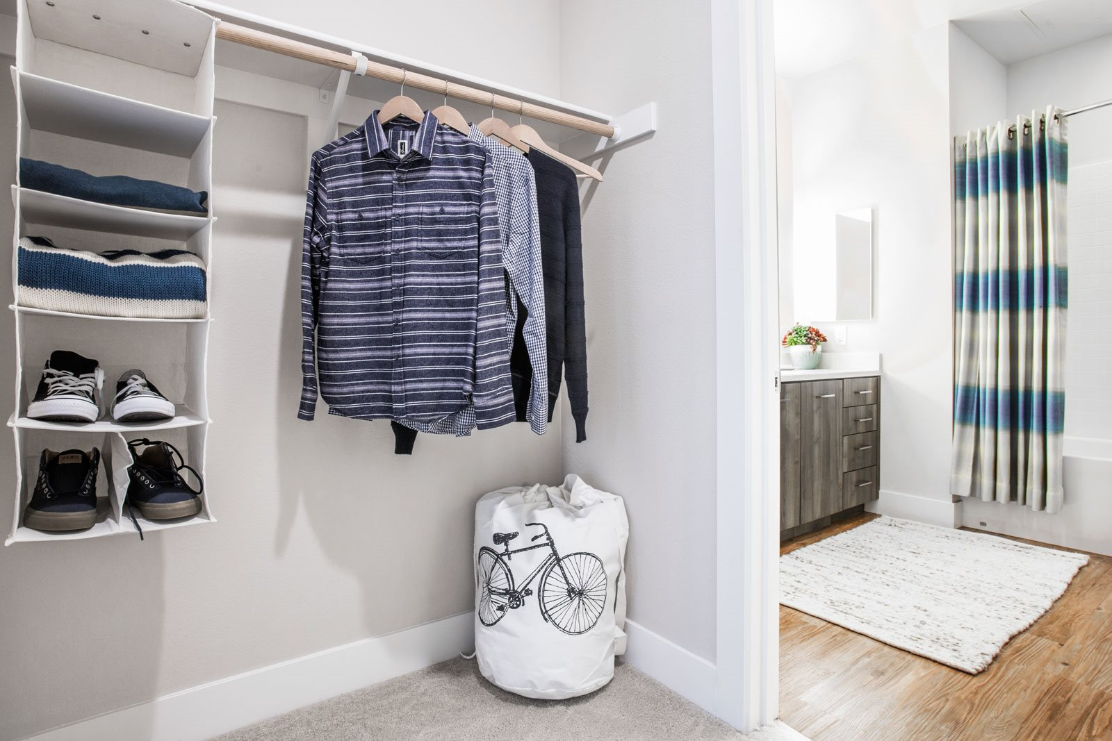 Roomy Walk-In Closets at The Marston by Windsor, California, 94063