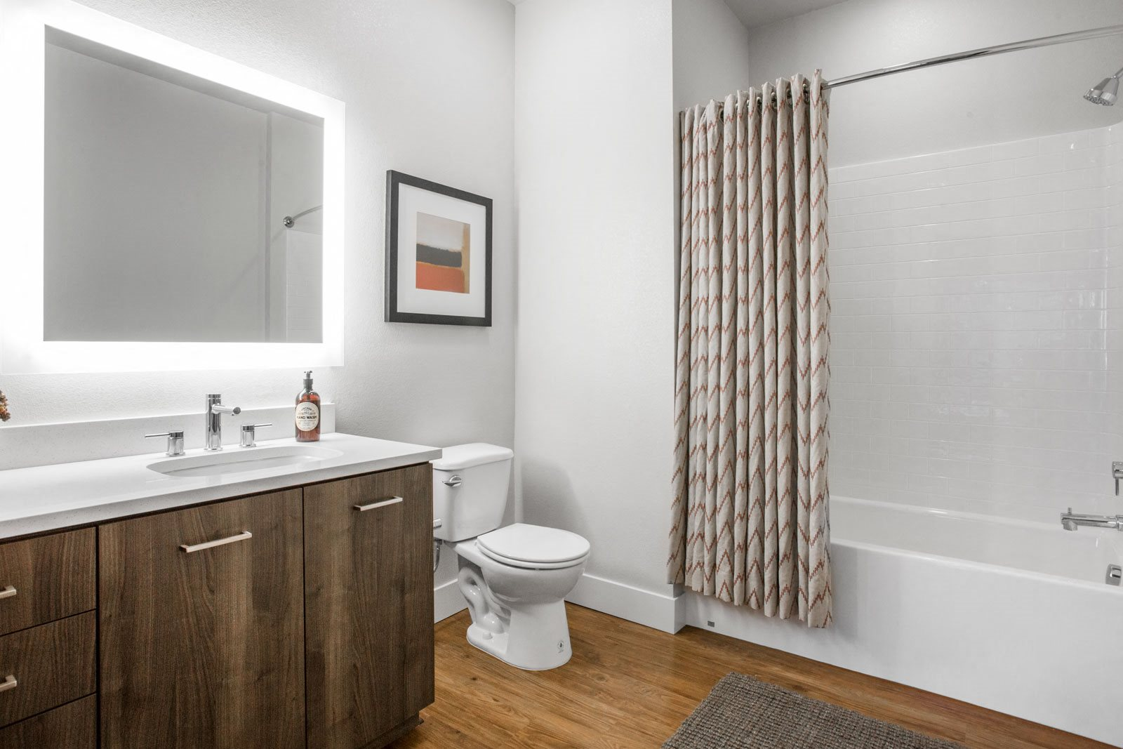 Spacious Bathrooms at The Marston by Windsor, 94063, CA