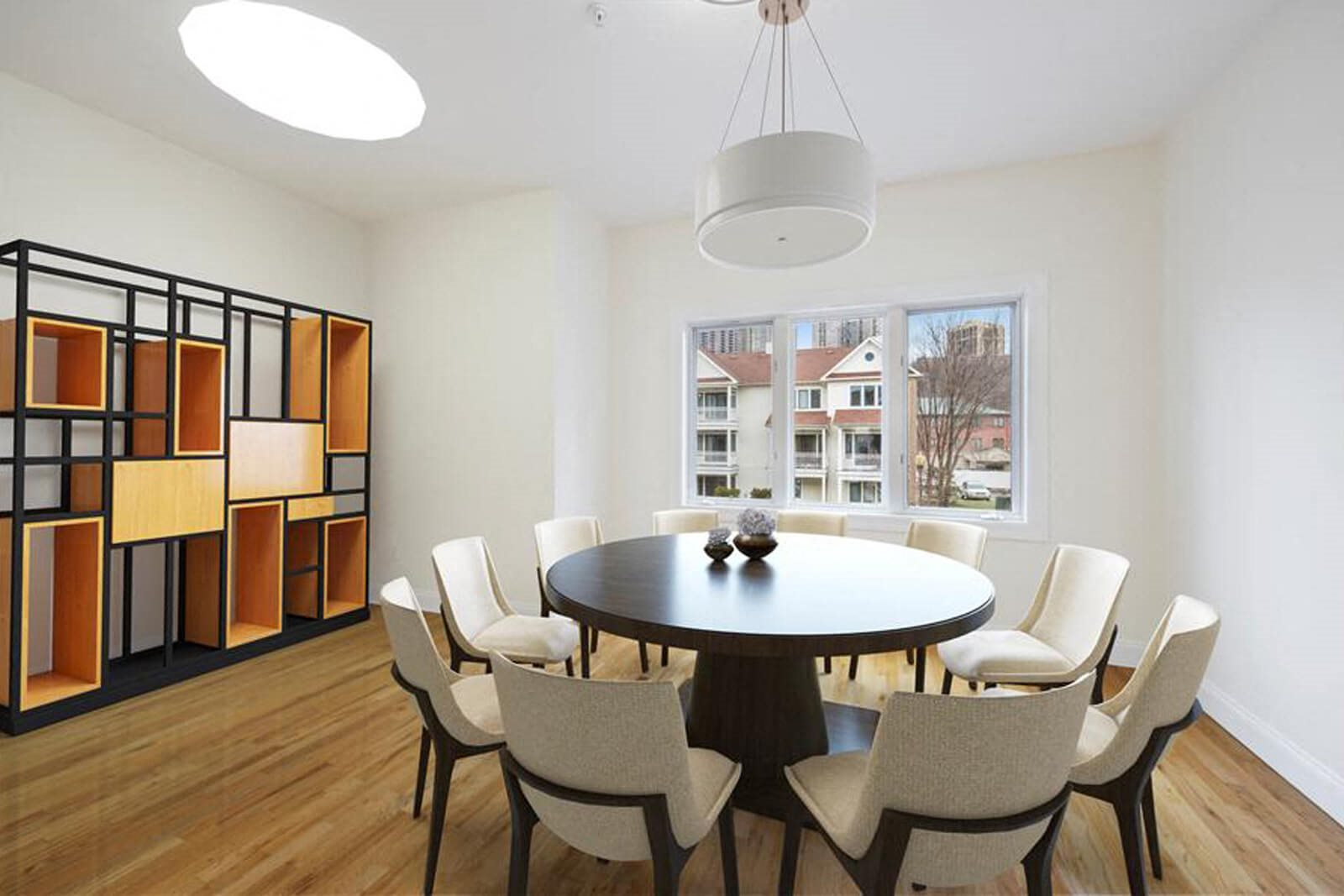 Separate, Defined Dining Space at Windsor at Mariners, Edgewater, 07020