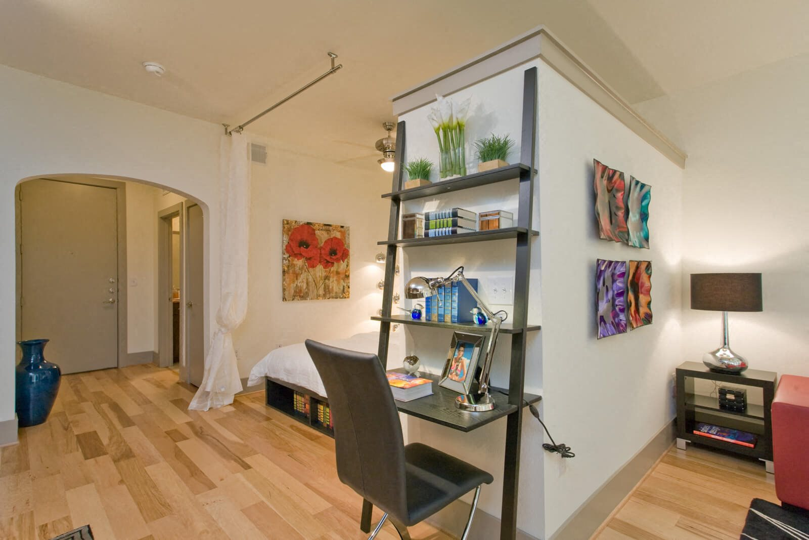 Space for Home Office at The Monterey by Windsor, Dallas, Texas