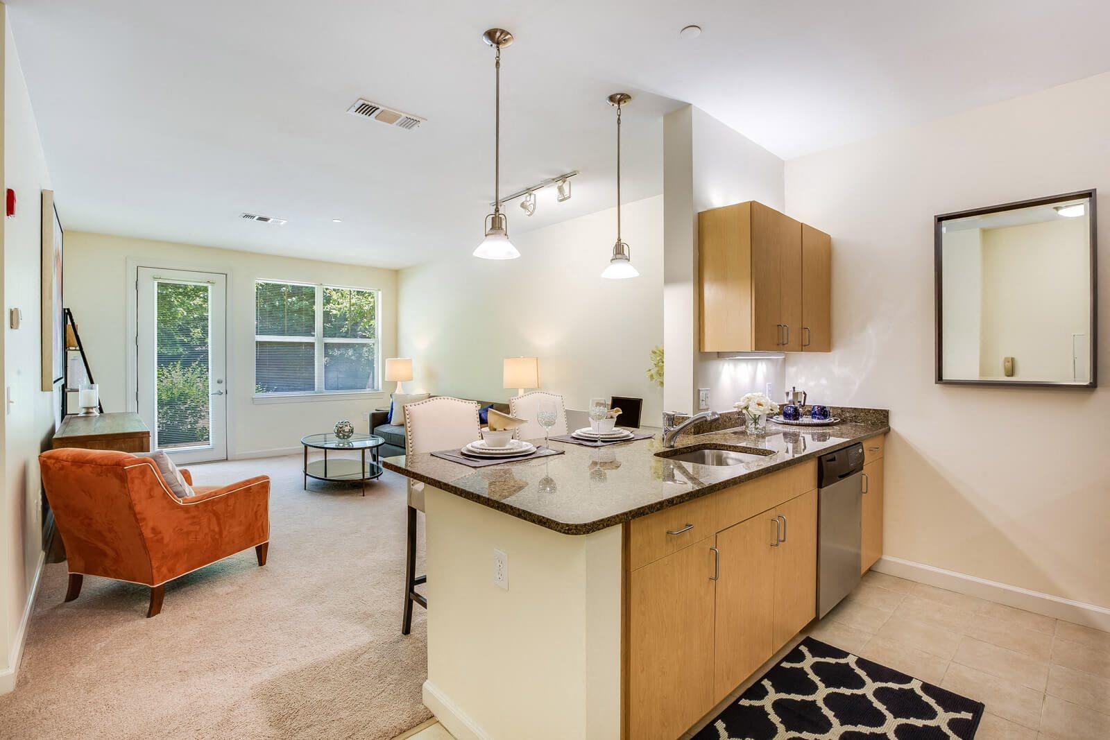 Luxury Apartment Living at Windsor at Oak Grove, Massachusetts, 02176