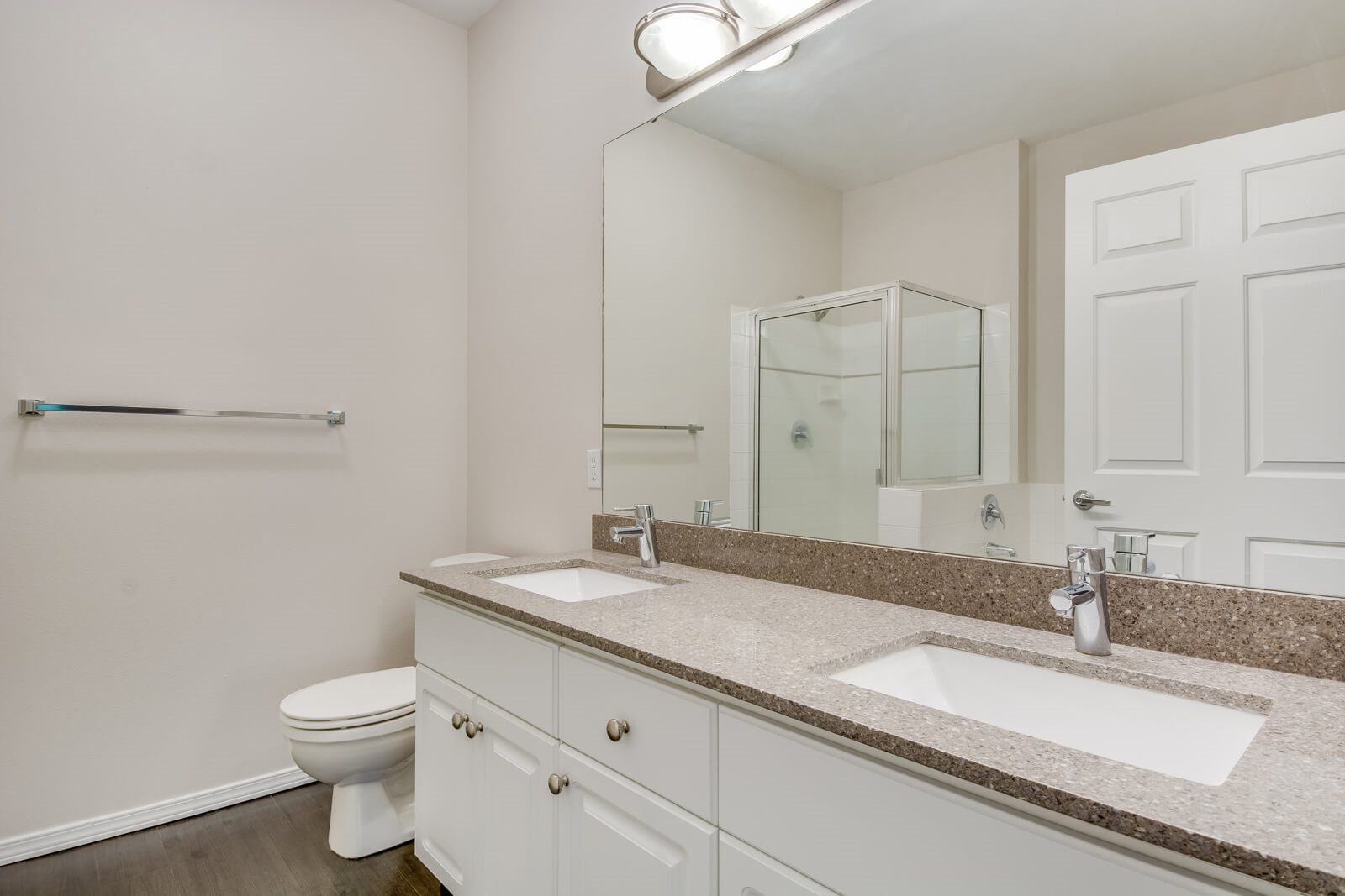 Large Bathrooms with Stand-Up Shower at The Estates at Cougar Mountain, 2128 Shy Bear Way NW, Issaquah