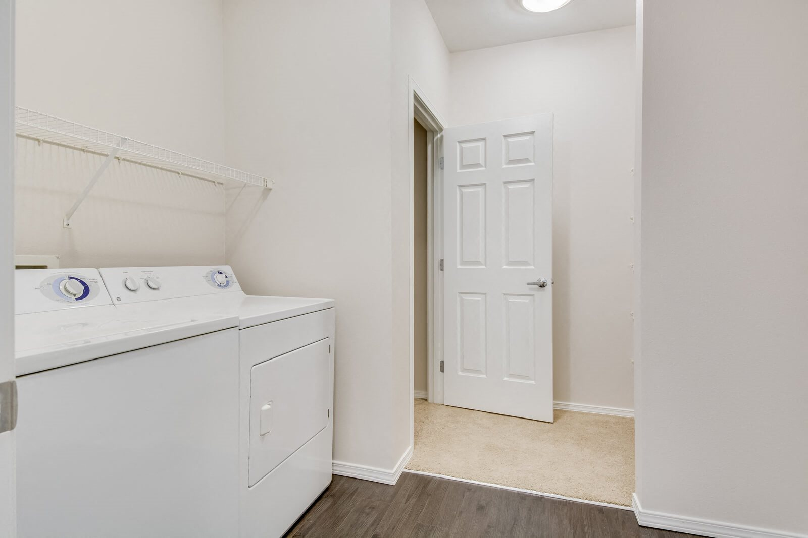 Separate Laundry Room in Select Apartments at The Estates at Cougar Mountain, Issaquah, WA