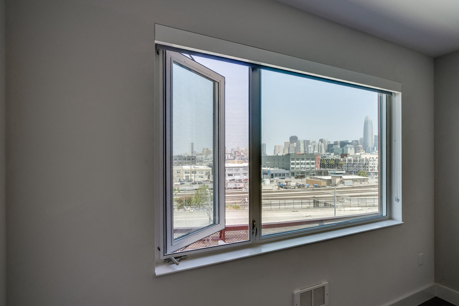City Views from Select Apartments at Mission Bay by Windsor, California, 94158