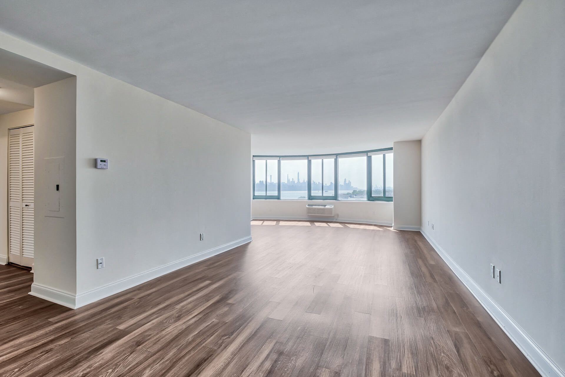 Wood-style flooring at Windsor at Mariners, 100 Tower Dr., Edgewater