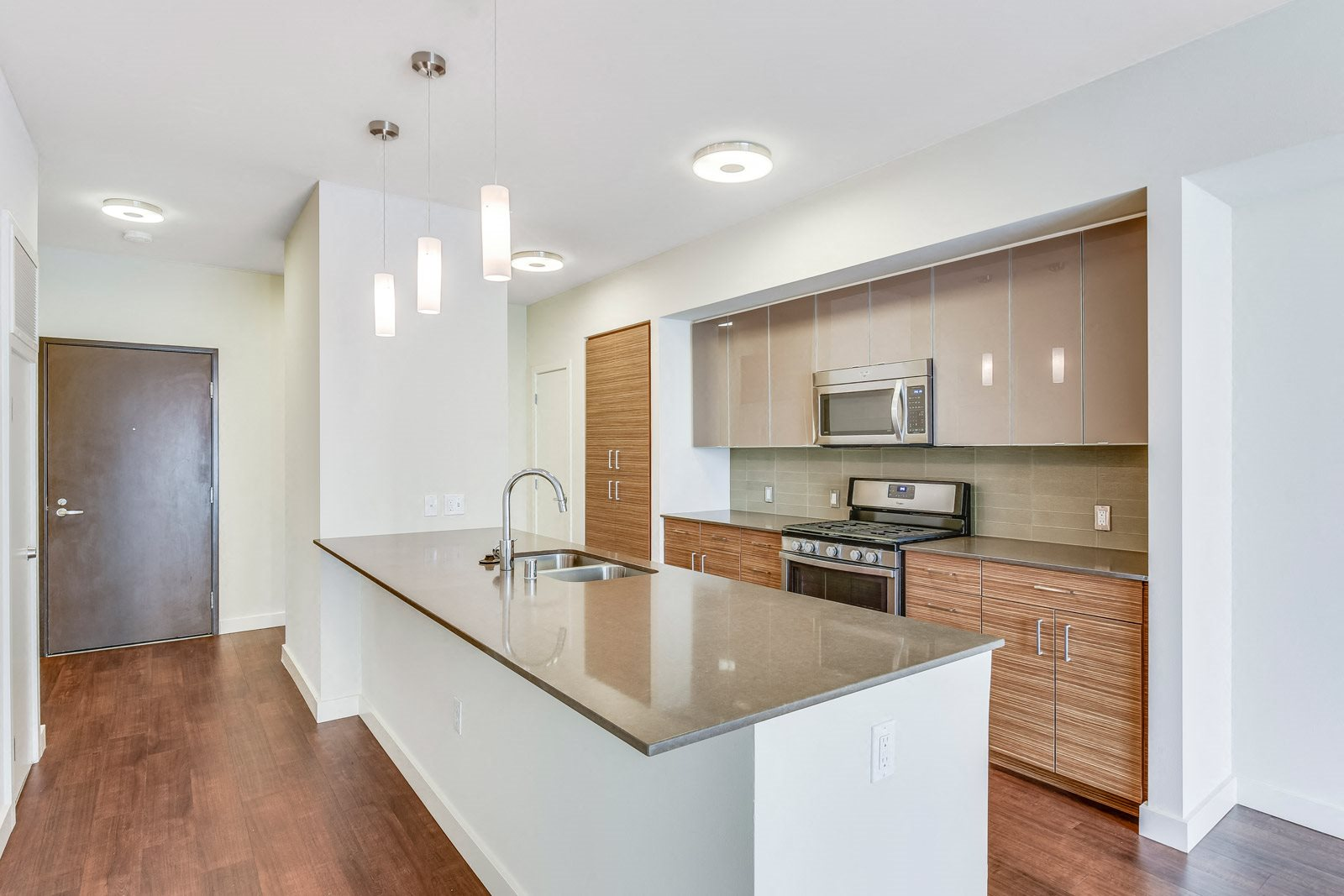 Expansive, Fully-Equipped Kitchen at The Martin, Washington, 98121