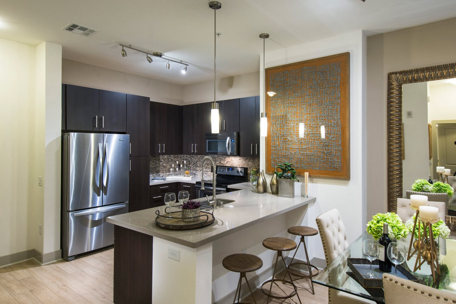 Studio, One and Two Bedroom Apartment Homes at 1000 Grand by Windsor, 1000 S Grand Ave,, Los Angeles