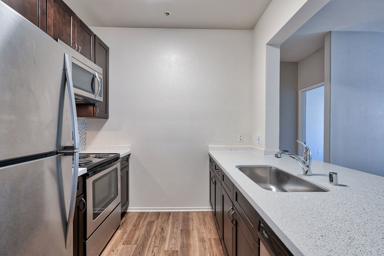 Upscale Stainless Steel Appliances at Allegro at Jack London Square, 240 3rd Street, CA