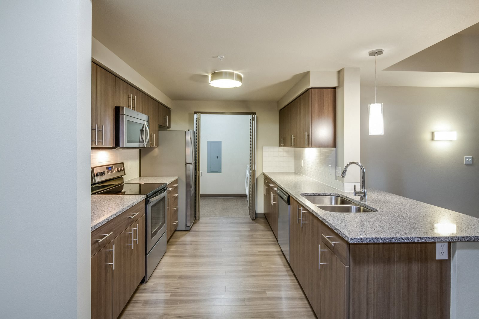 Custom Designed Interiors at Platform 14, Hillsboro, 97124