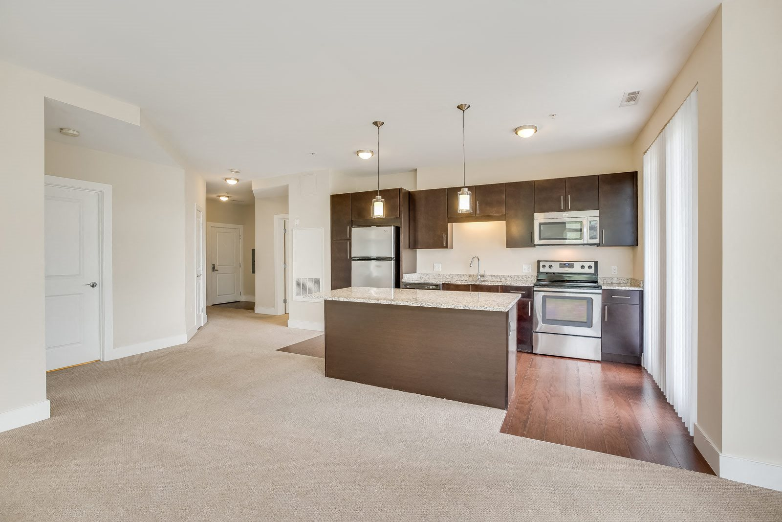 Spacious, Modern Floor Plans Available at Vox on Two, Massachusetts, 02140