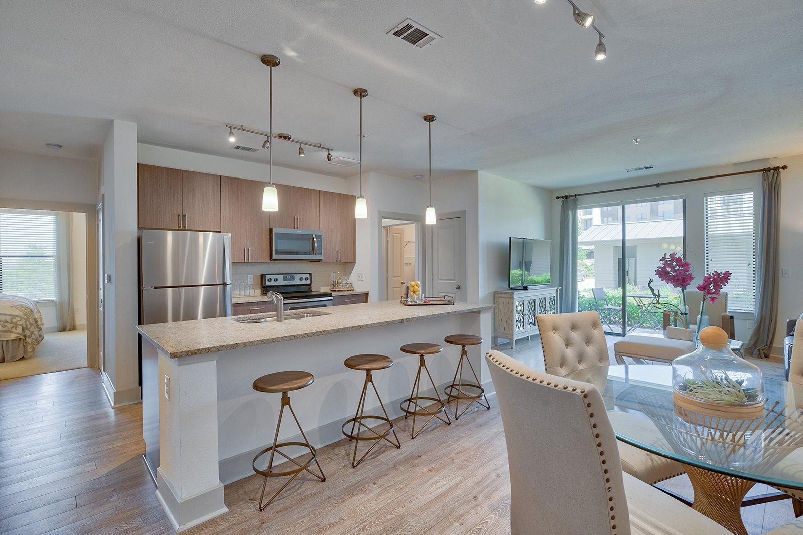 Large, Open Floor Plans at Windsor Lantana Hills, 6601 Rialto Blvd, Austin