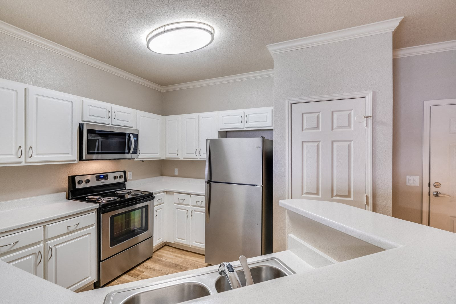 Upscale Stainless Steel Appliances at Windsor at Redwood Creek, 600 Rohnert Park Expressway West, CA