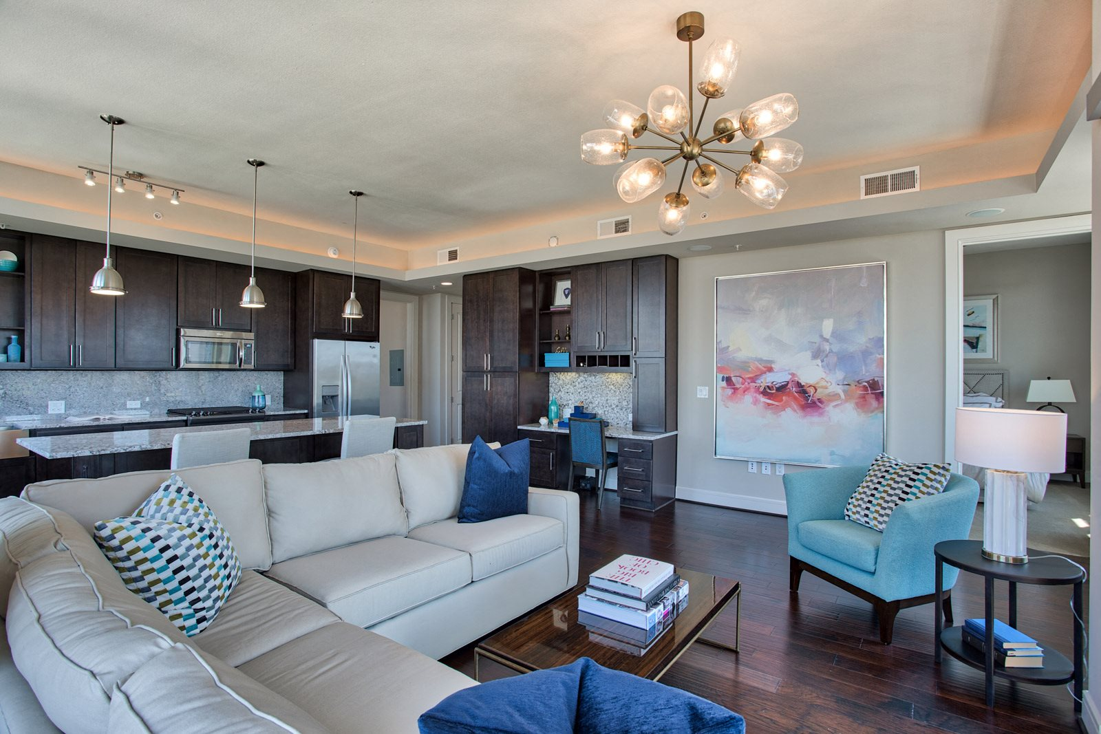 Contemporary Lighting Fixtures at The Jordan by Windsor, 75201, TX