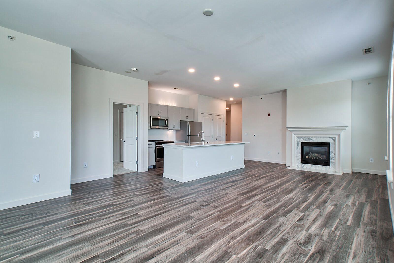 Open Concept Floor Plans at Windsor at Oak Grove, Massachusetts, 02176