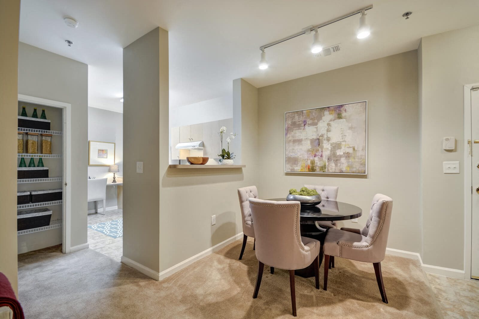 Open-Concept Floor Plans at Windsor at Liberty House, Jersey City, 07302
