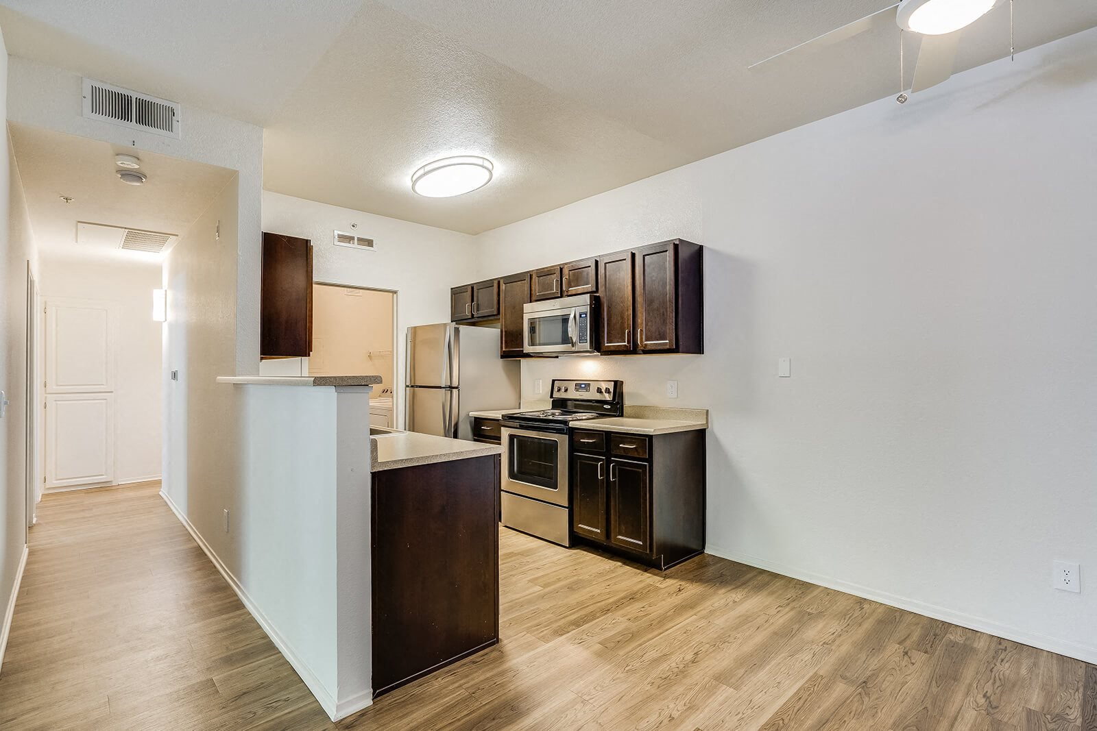 Open Floor Plan at Mission Pointe by Windsor, 1063 Morse Avenue, Sunnyvale