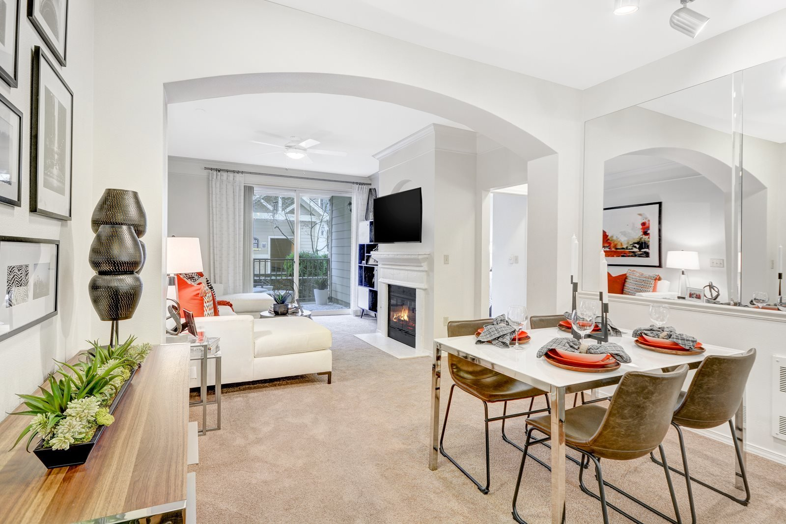 Modern Floor Plans Available at Reflections by Windsor, Redmond, Washington