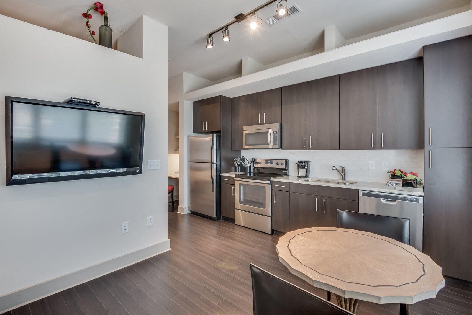 Open-Concept Floor Plans at Windsor at West University, 77005, TX