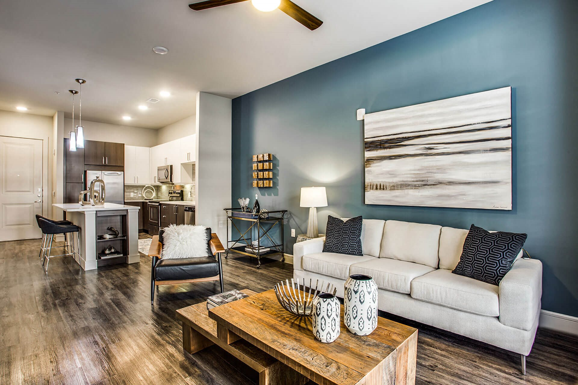 Thermostats And Built-In Speakers at Windsor by the Galleria, 13290 Noel Rd, Dallas