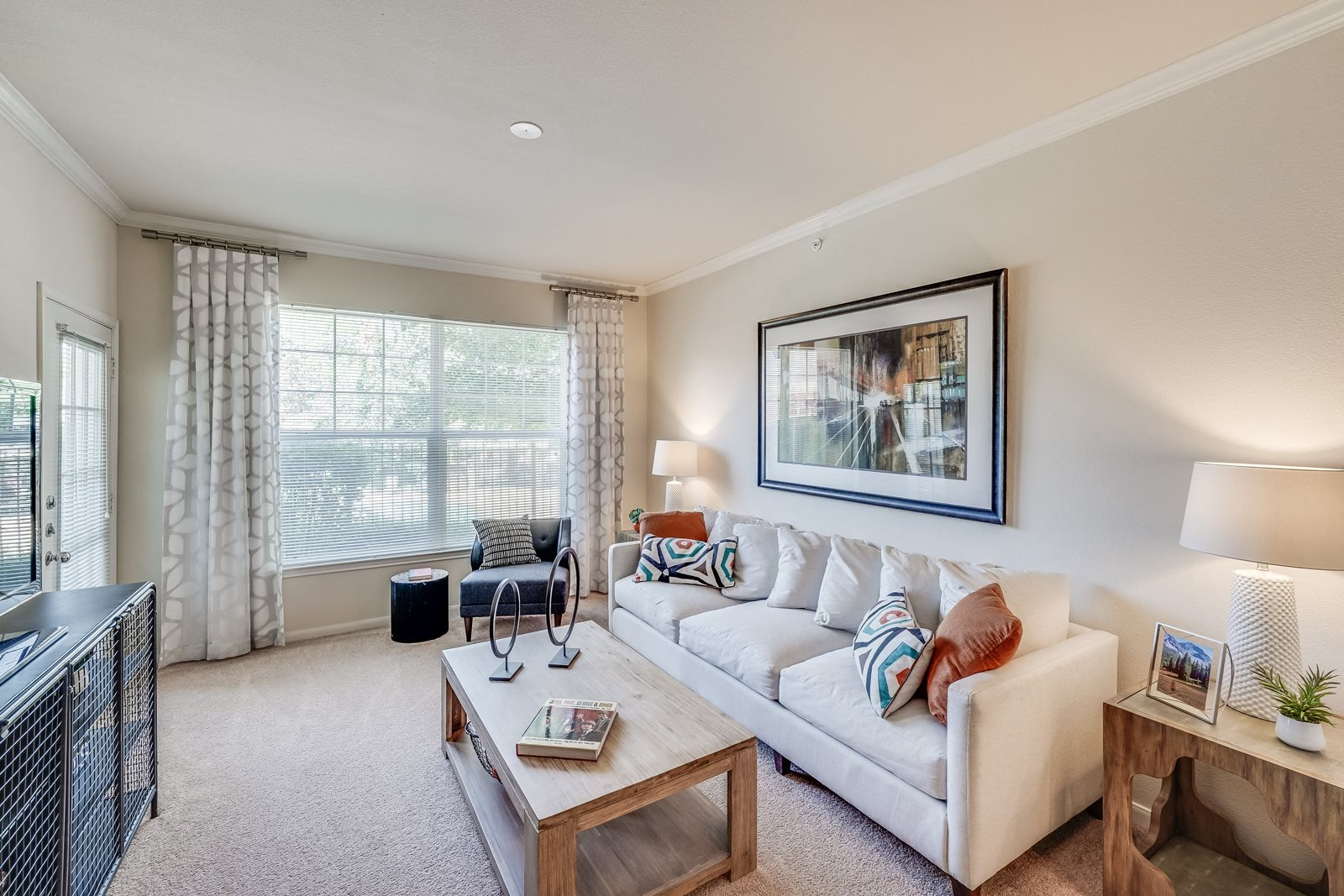 Large Windows to Let in Light at Windsor at Meadow Hills, Aurora, CO