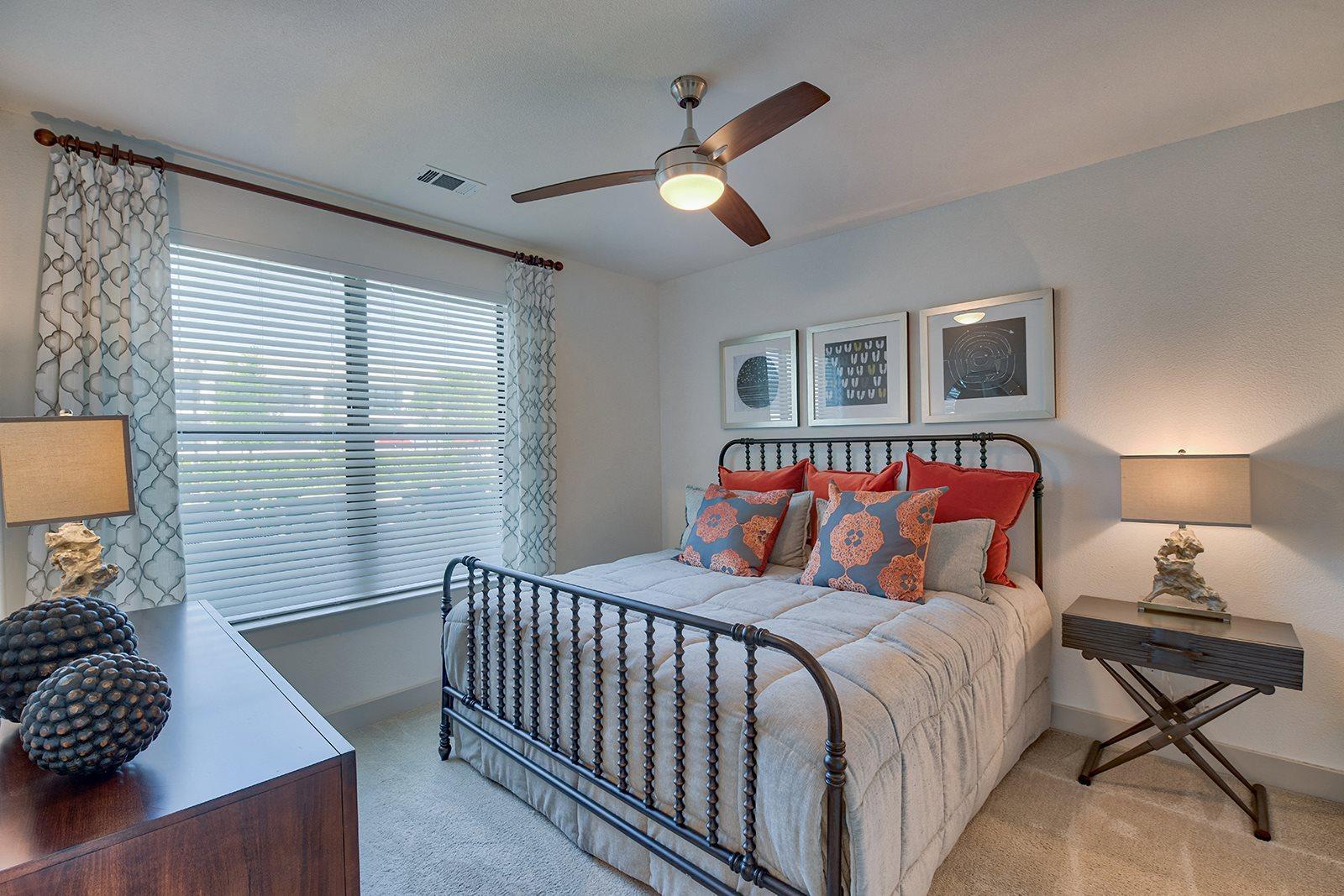 Expansive Bedrooms at Windsor Lantana Hills, Austin, Texas