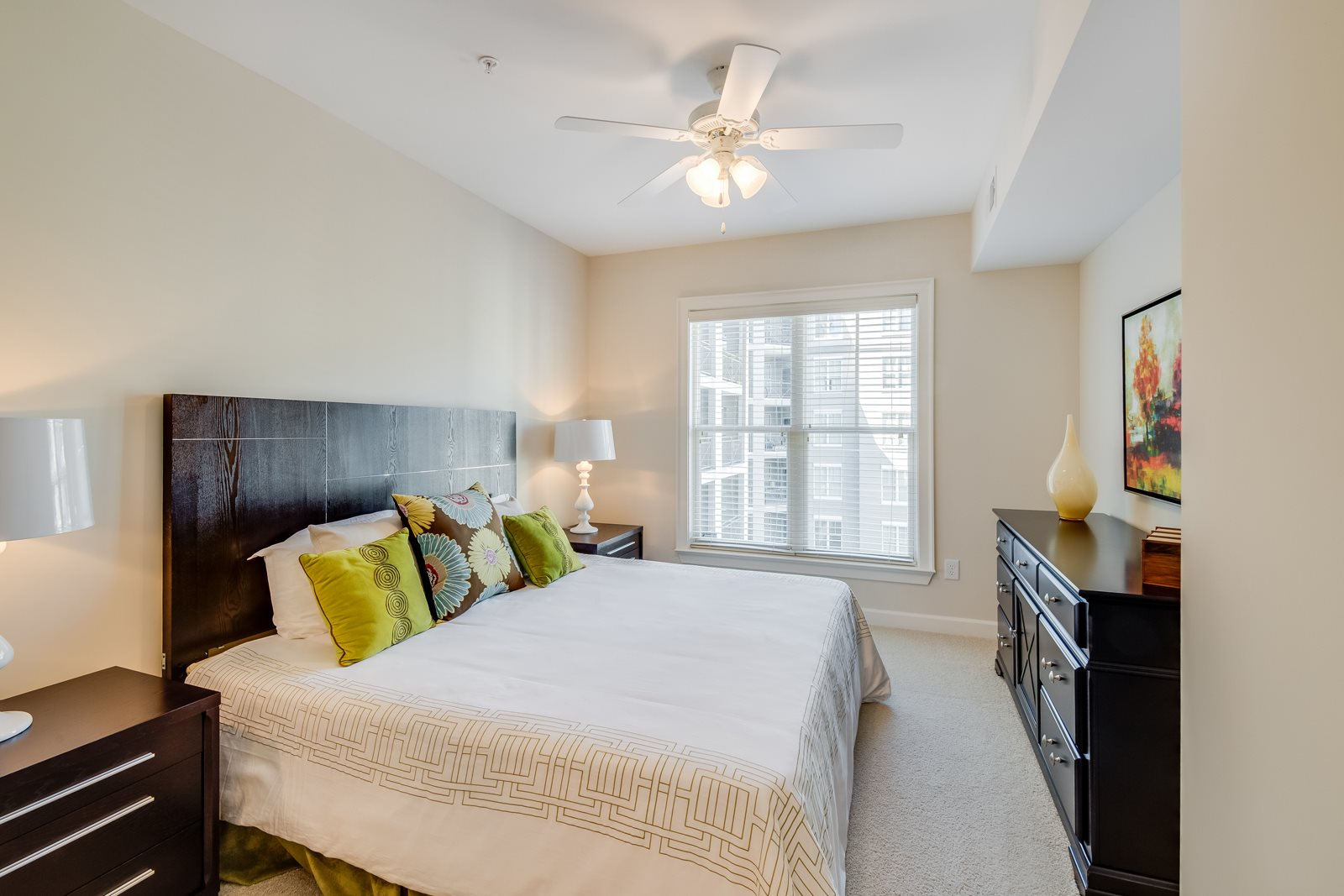 Spacious Master Bedrooms with Space for King-Sized Beds at Windsor at Brookhaven, 305 Brookhaven Ave., GA