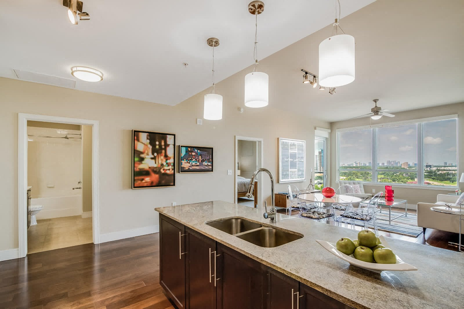 Open-Concept Floor Plan at Memorial by Windsor, Houston, TX