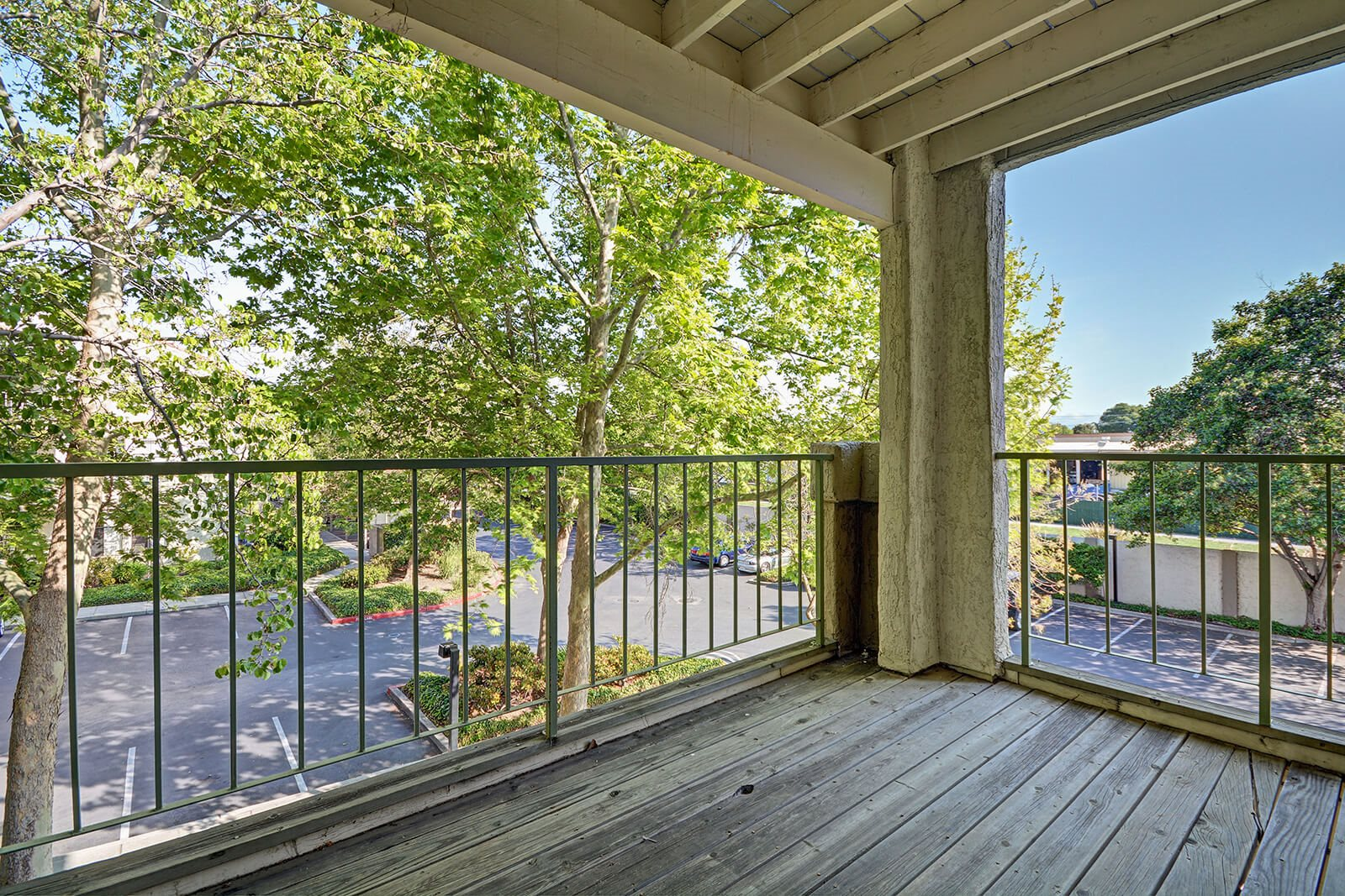 Private Patios Available at Mission Pointe by Windsor, Sunnyvale, California