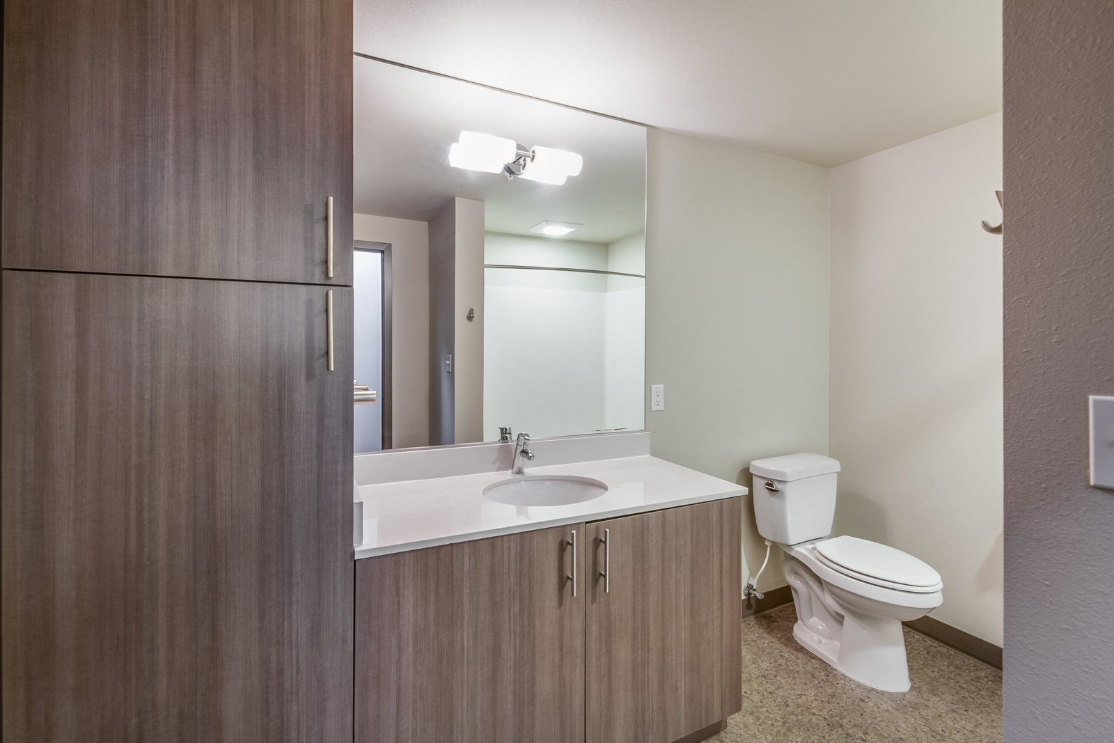 Spacious, Modern Bathrooms at Platform 14, 1030 NE Orenco Station Pkwy, OR