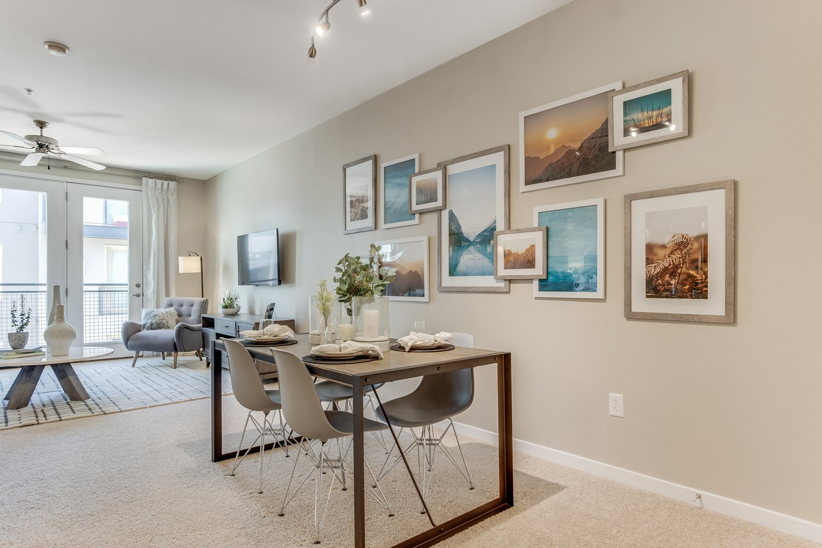 Make ample space work for your lifestyle at The District, Denver