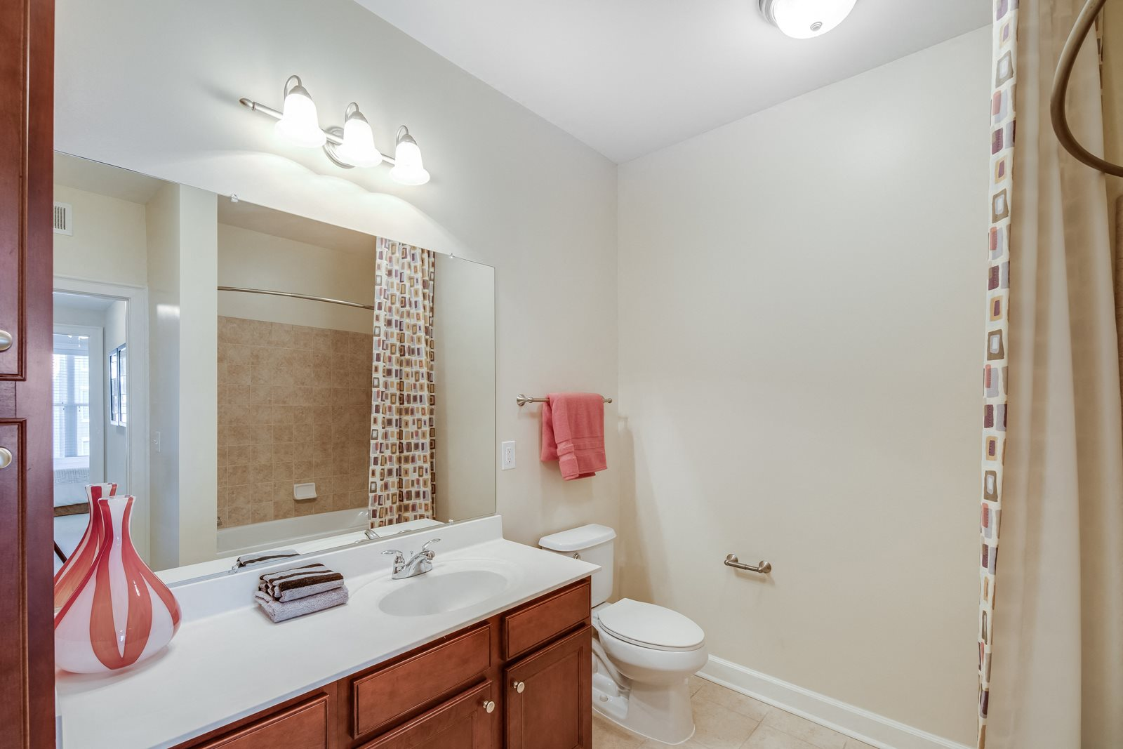 Luxury Bathrooms with Custom Cabinetry at Windsor at Brookhaven, 30319, GA