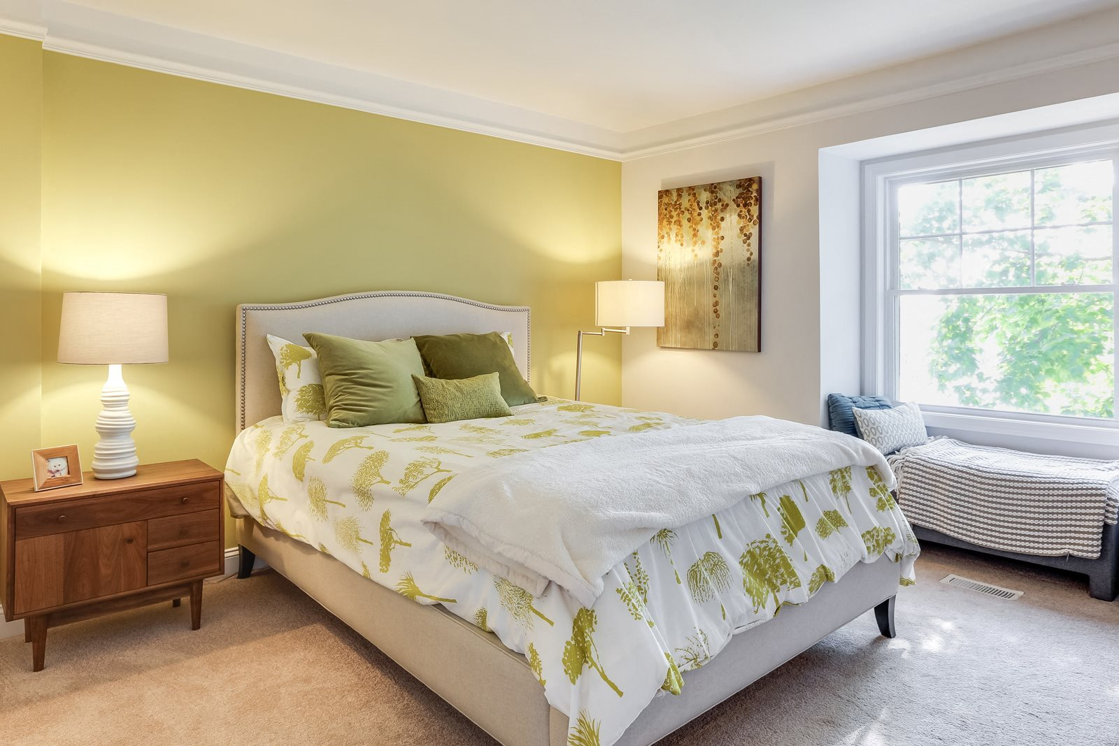 Beautiful, Spacious Bedrooms at Windsor Village at Waltham, Waltham, Massachusetts