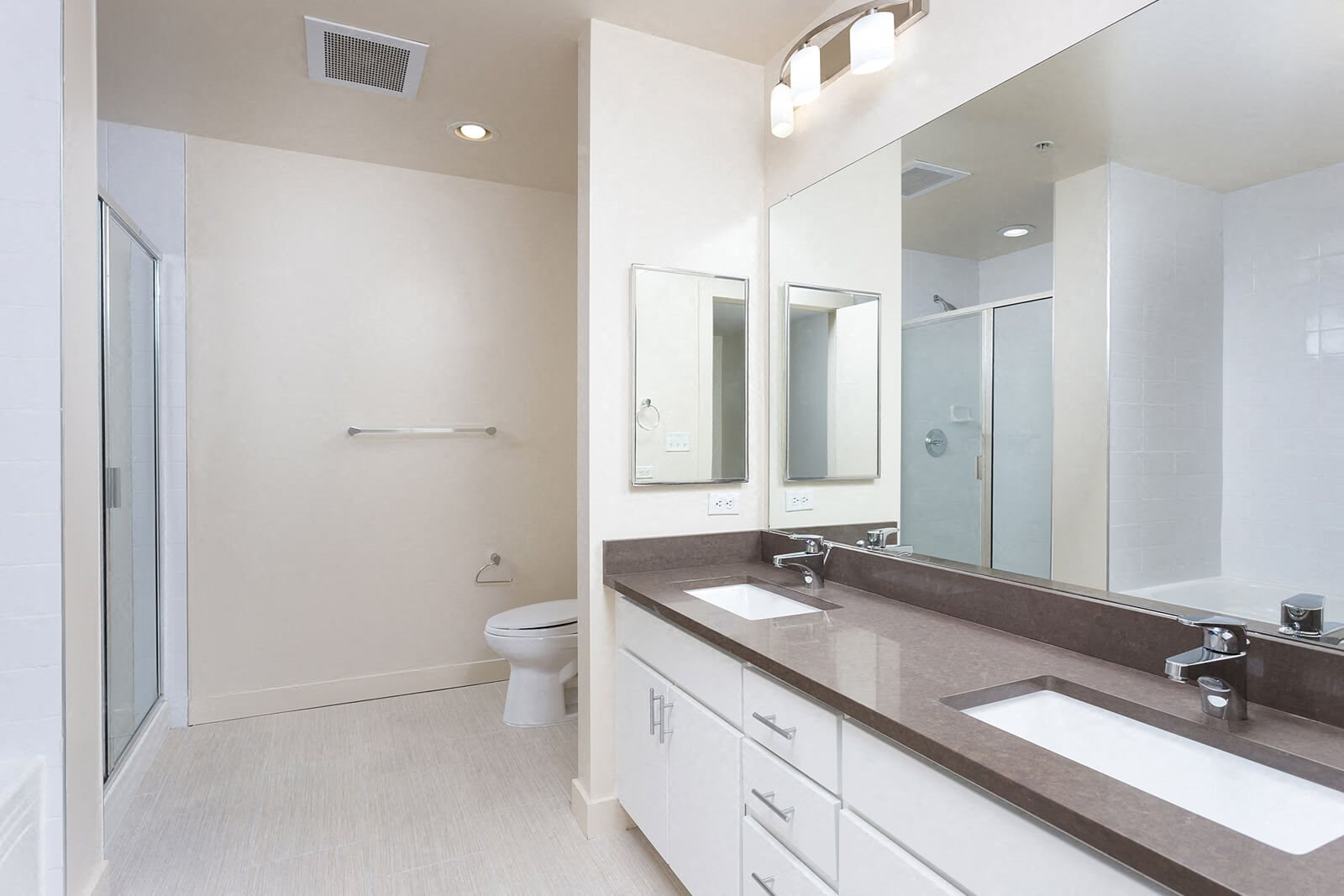 Dual Vanities in Select Apartments at The Manhattan, 80202, CO