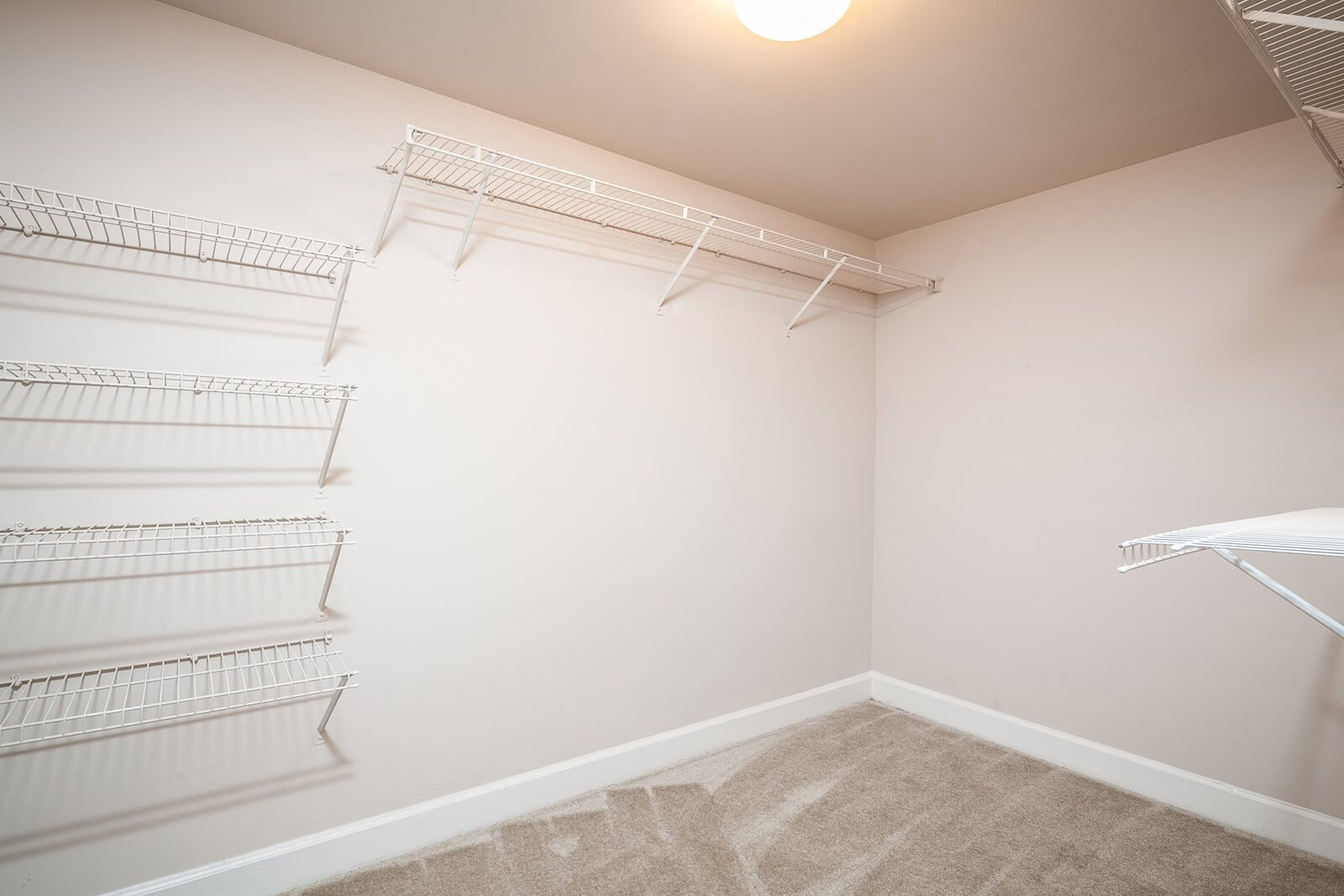 Large Attached Walk-In Closet at Windsor at Midtown, Georgia, 30309
