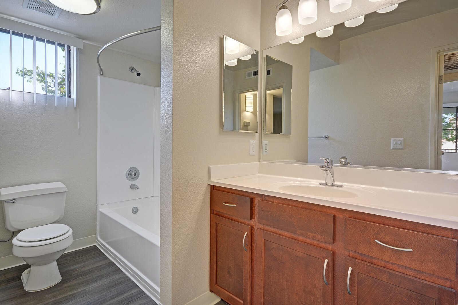 Spacious Bathrooms at Mission Pointe by Windsor, Sunnyvale, 94089