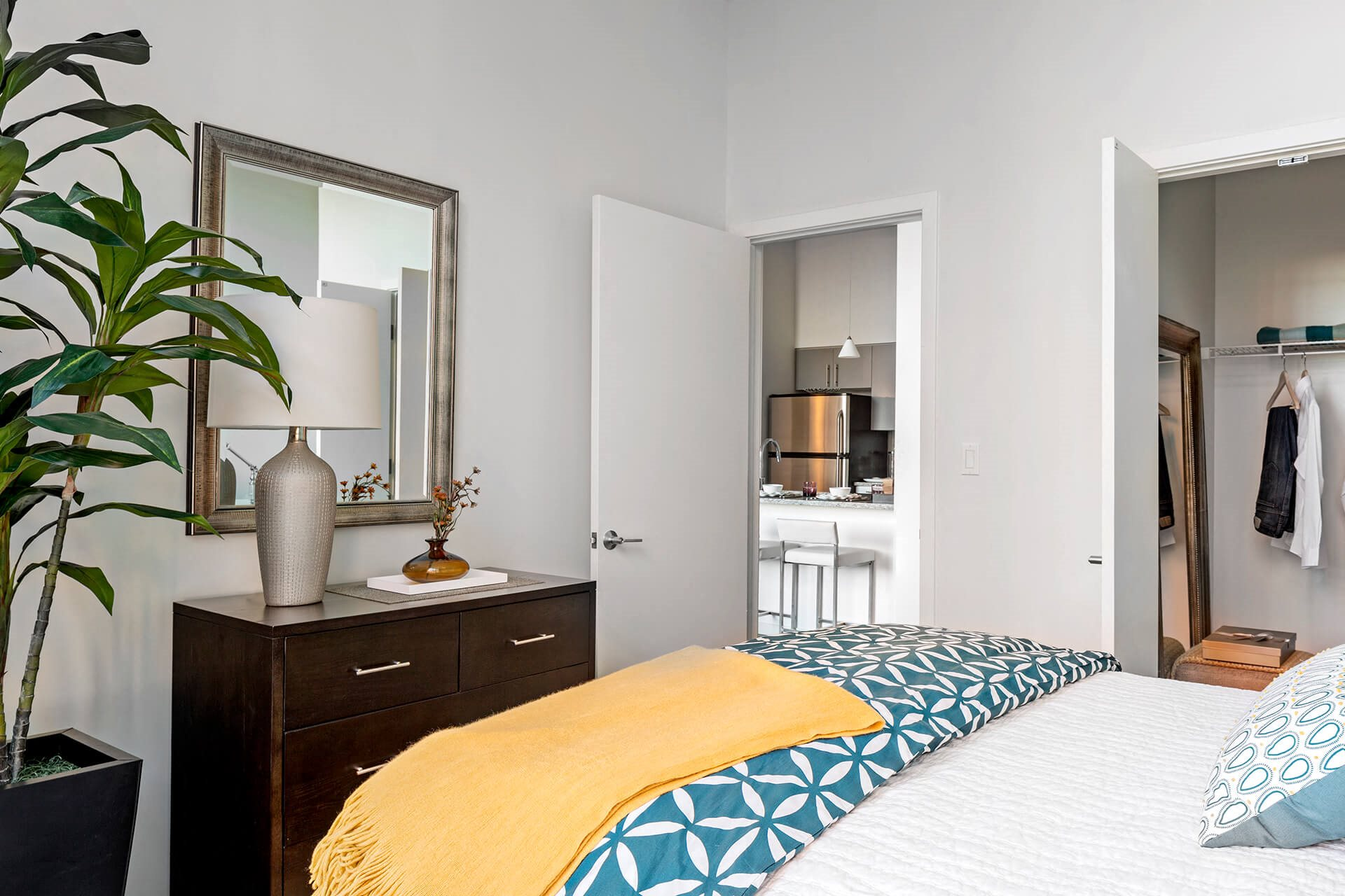 Ample Closet & Storage Space at Waterside Place by Windsor, 02210, MA