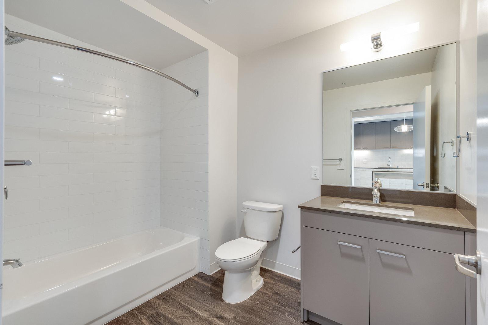 Ceramic Tiled Tub/Showers at Mission Bay by Windsor, 94158, CA